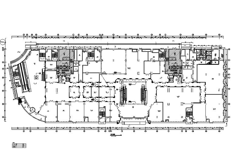 [广东]珠海沃尔玛购物广场设计施工图(附效果图)