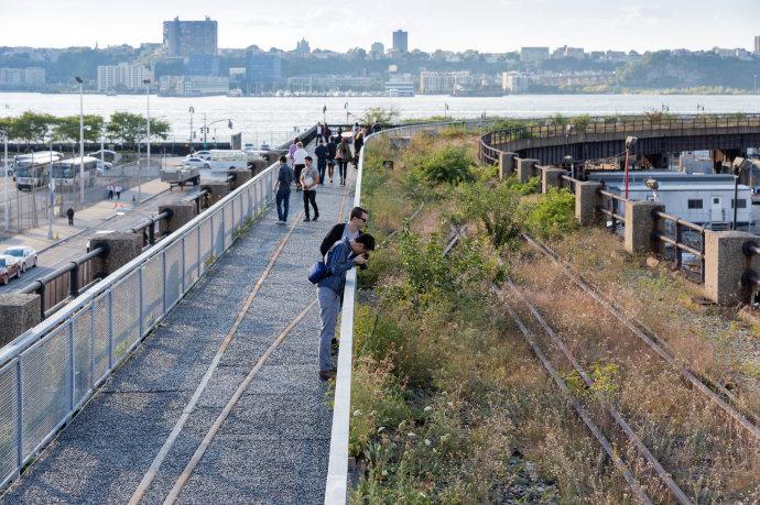 纽约高线公园三期_2