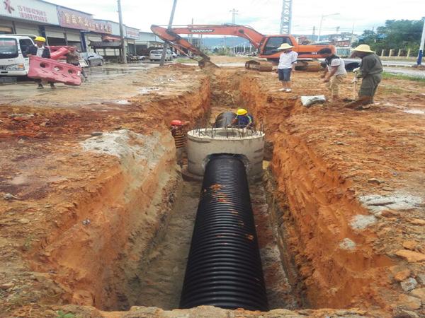 [QC]提高市政排水检查井闭水试验质量合格率
