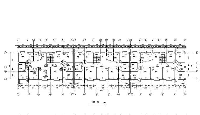 框架结构住宅楼结构设计