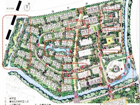 [无锡]新中式高端复合住区景观深化方案