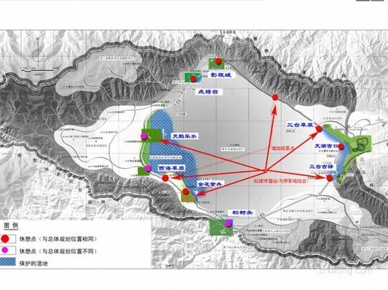 [博乐]临湖风景旅游区基础设施与服务设施施工方案