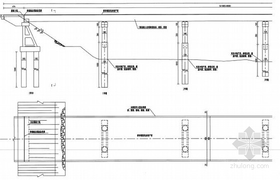 [湖北]16m跨径T梁桥露筋锈蚀桩径缩小病害处治设计图26张