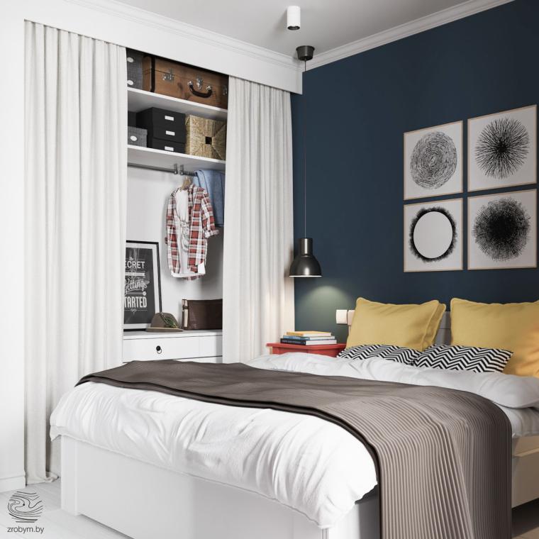 明斯克:丰富有趣的公寓改造_8