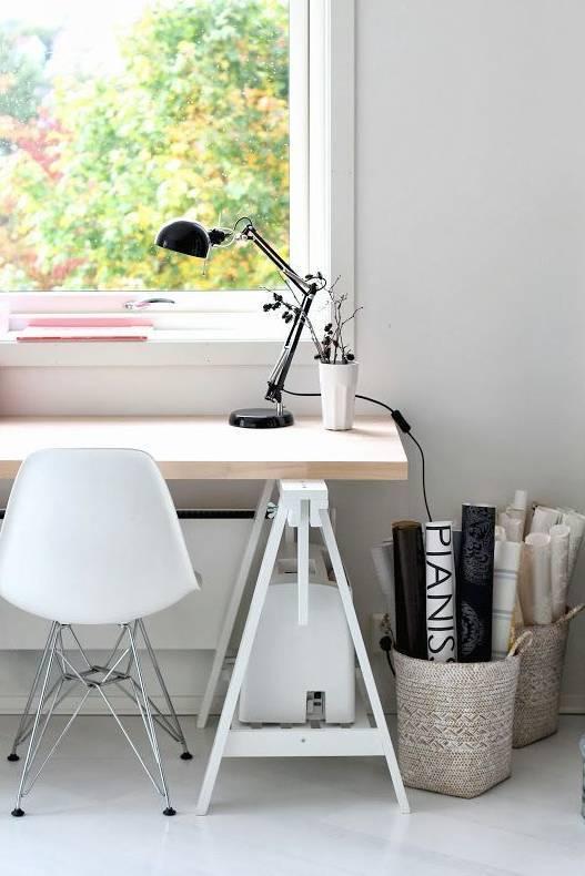 室内设计 N款工作间与书桌,看一眼就为之着迷!_5