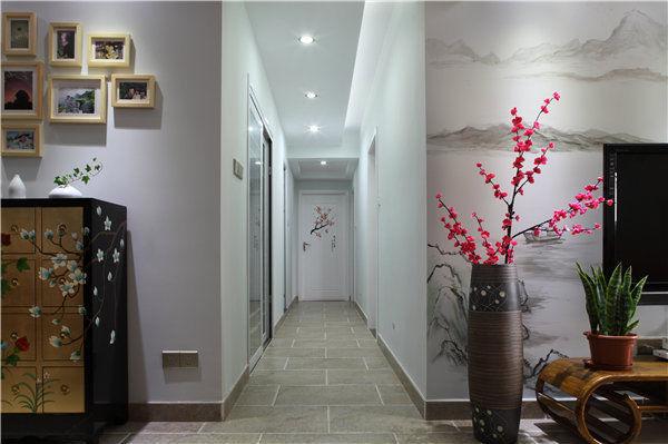 中式古典简约家居装修效果图_7