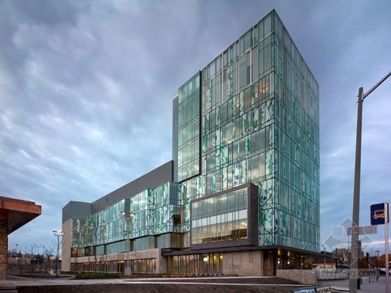 [加拿大安大略省基奇纳]滑铁卢大学医药学院概念设计