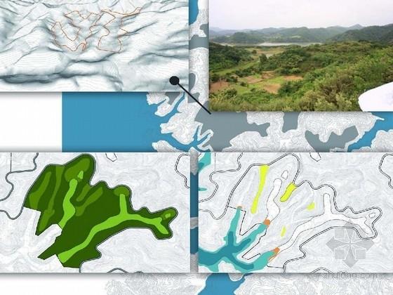 [湖北]乡土文化公园景观规划设计方案