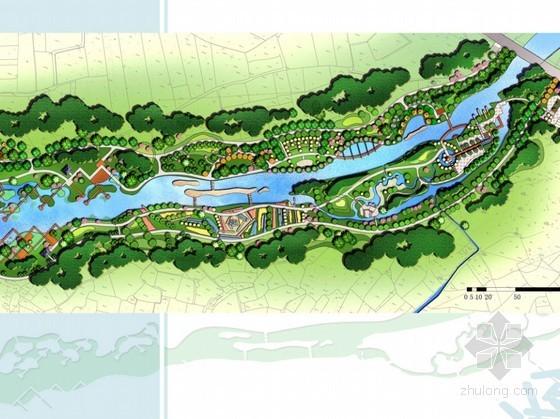 [丽水]县城公园景观方案深化设计