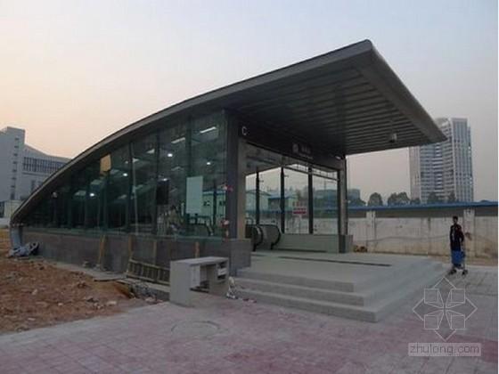 [广东]地铁工程地下岛式车站及盾构区间总体施工组织设计(380页 鲁班奖)