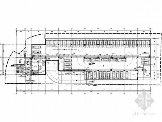 [江苏]大厦综合楼给排水图纸(太阳能热水系统 冷凝水系统)