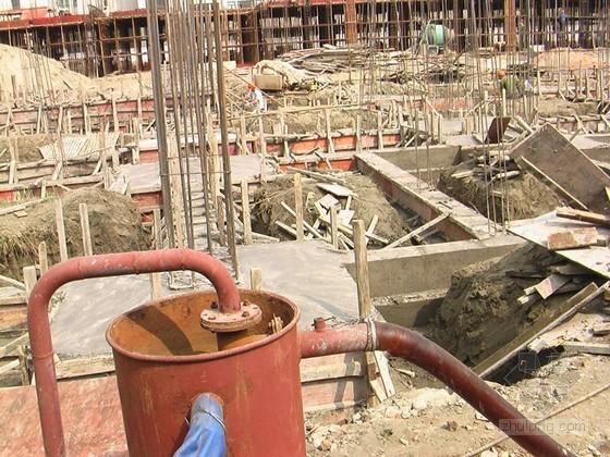 [广东]地下通道基坑降水施工方案(大口径井点降水)