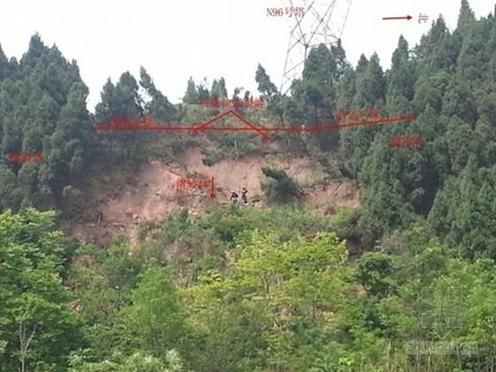 [四川]电网铁塔滑坡整治及防治工程勘察设计报告