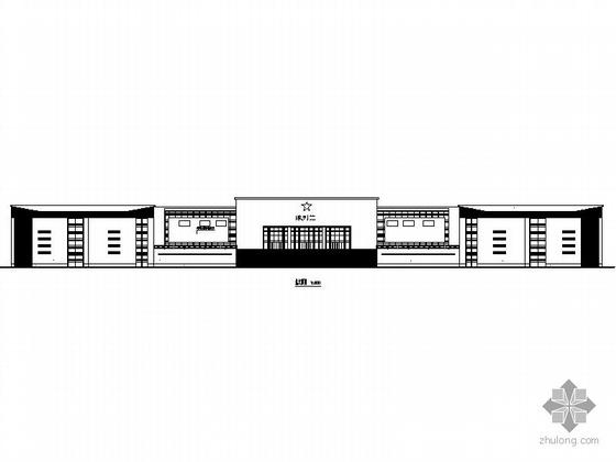 [北京]某陈列馆建筑施工图