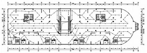 某18层商住楼电气施工图