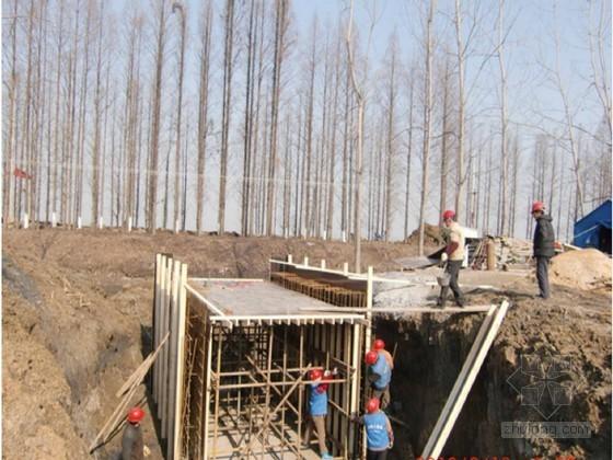 [广东]供水工程隧洞及箱涵施工组织设计