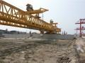 [浙江]跨高速132吨40mT梁架设专项施工方案48页(HDJH50/150II型架桥机)
