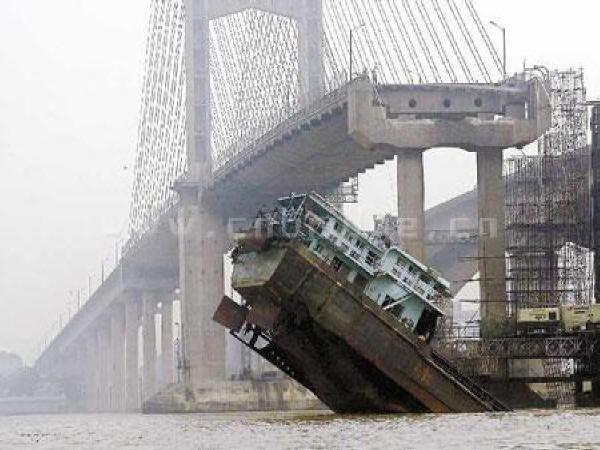 桥梁施工典型事故案例分析