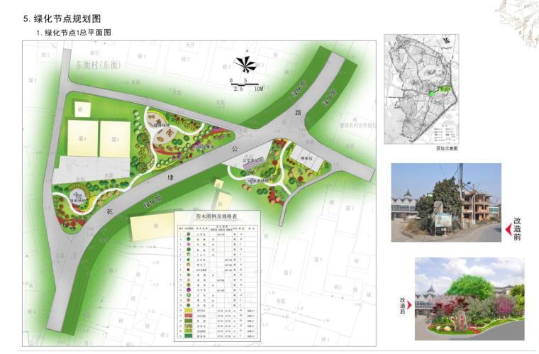 【浙江】某县洛舍镇东衡村村庄规划方案设计PDF(51页)_3