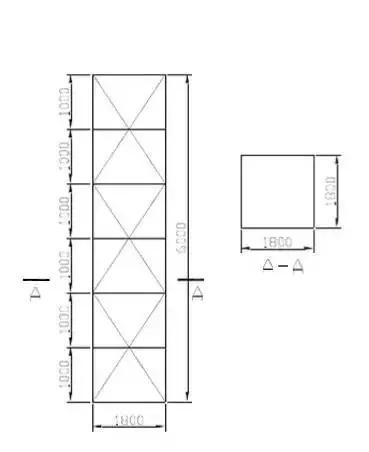 大跨度拱形钢结构安装施工工法_6