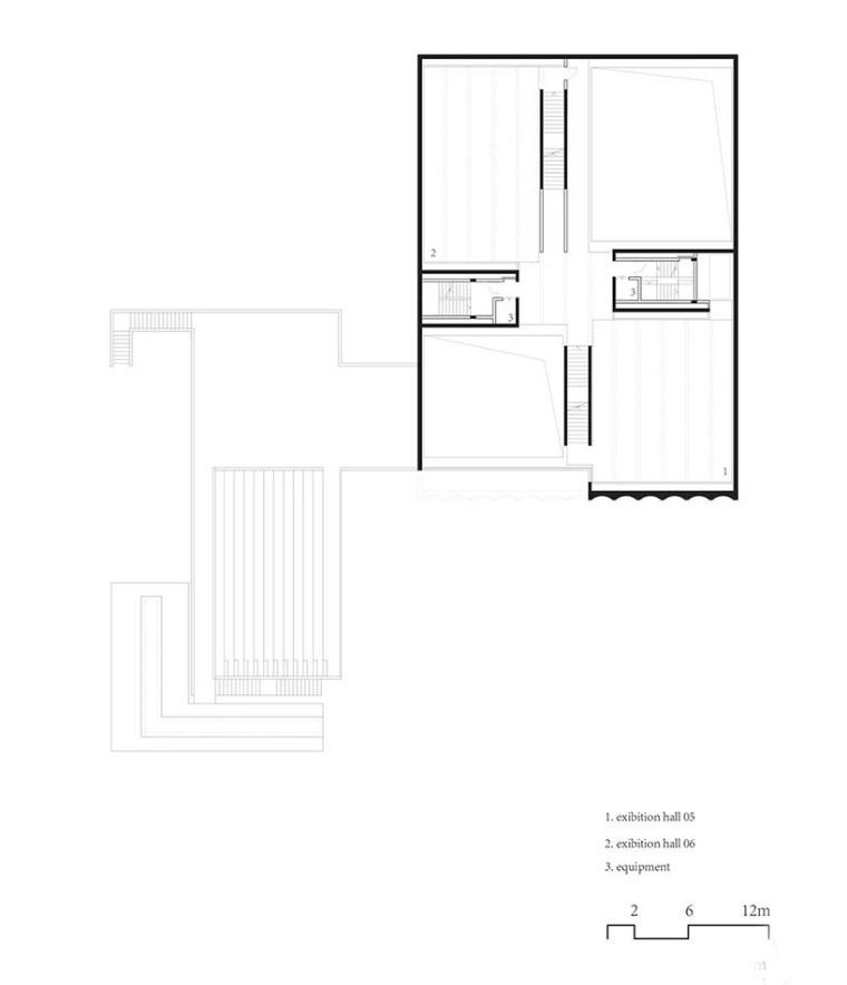 台州旧仓库改造的当代美术馆-12