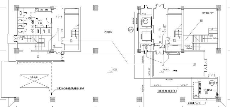 某18层住宅电气全套图_4