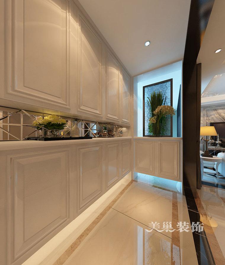 上街江南小镇139平效果图 现代奢华的生活空间