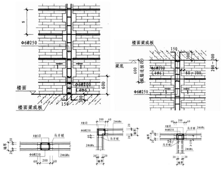 [江苏]高层住宅楼区项目砌体结构工程施工方案(30页)
