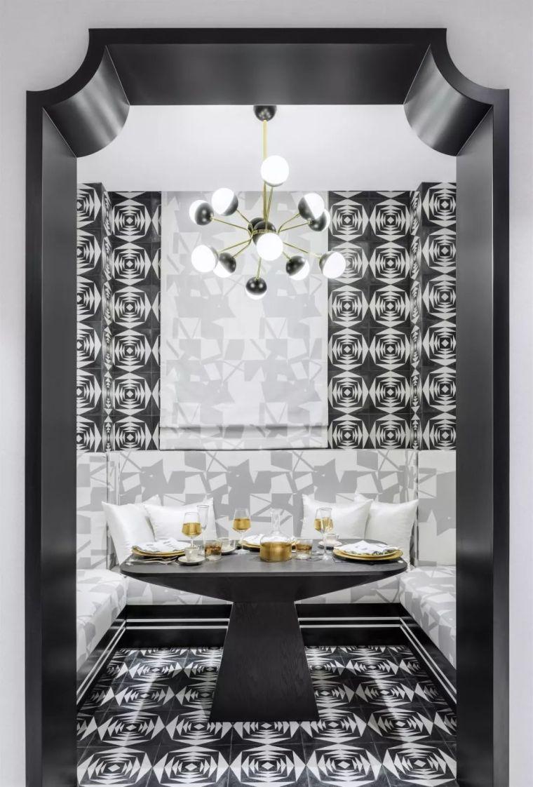 跃层都市公寓融入4种风格后,竟然如此惊艳!_7