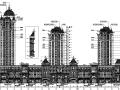 滨海新天地商场建筑施工图