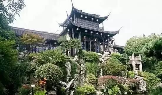 中国古代10大豪宅与园林景观,不是一般的赞!
