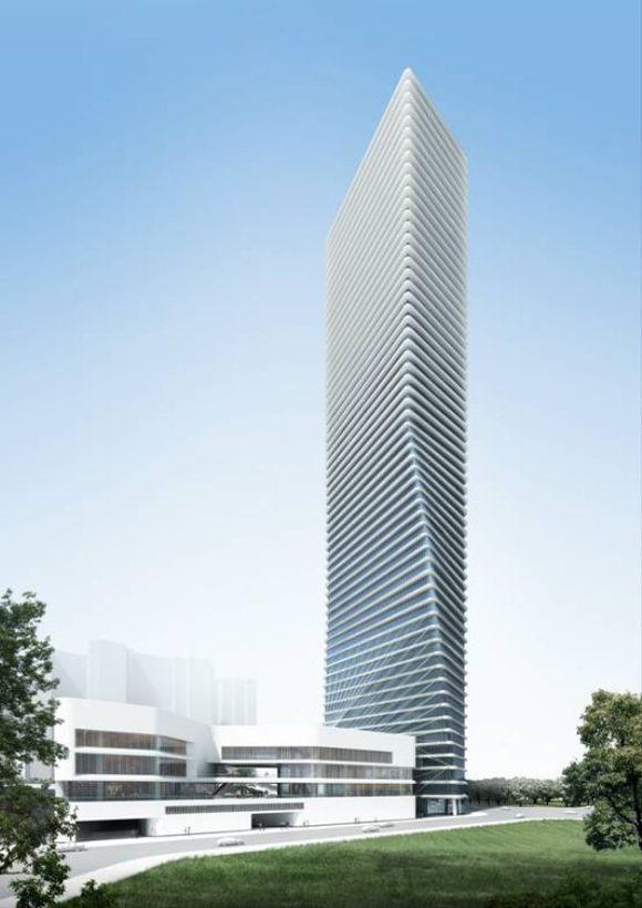 """深圳""""小扭腰""""明年底启用建筑高达248.9米-809293cad1c8a7865d7505256509c93d71cf50cf"""