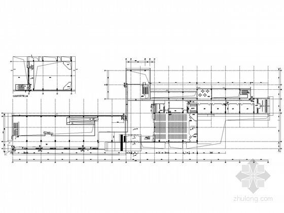 [北京]会展中心建筑水暖图纸