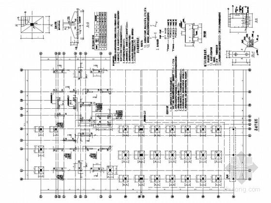 [福建]地上26层框剪结构住宅楼结构施工图