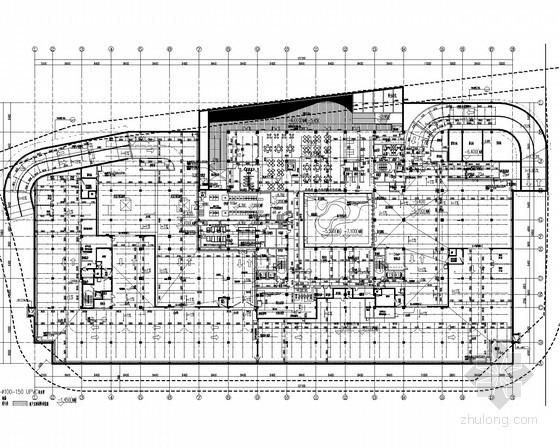 [上海]多功能办公楼给排施工图
