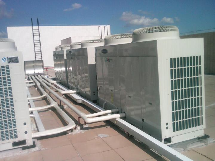 空调工程造价估算,数据仅供参考!