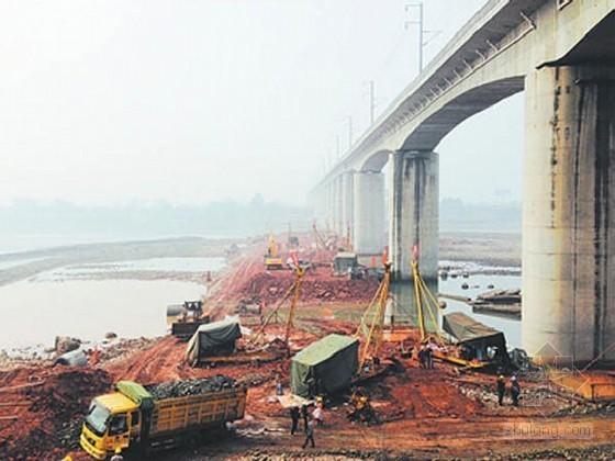[四川]特大桥(74+136+74)m连续梁挂篮悬浇法专项施工方案及计算书183页