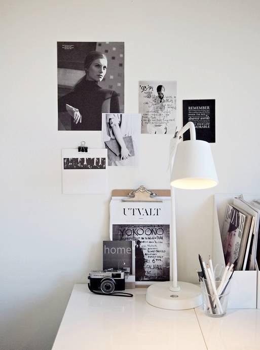 室内设计|N款工作间与书桌,看一眼就为之着迷!_13