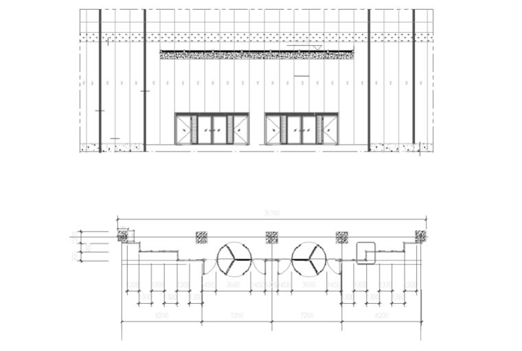下端支承全玻幕墙施工专项方案
