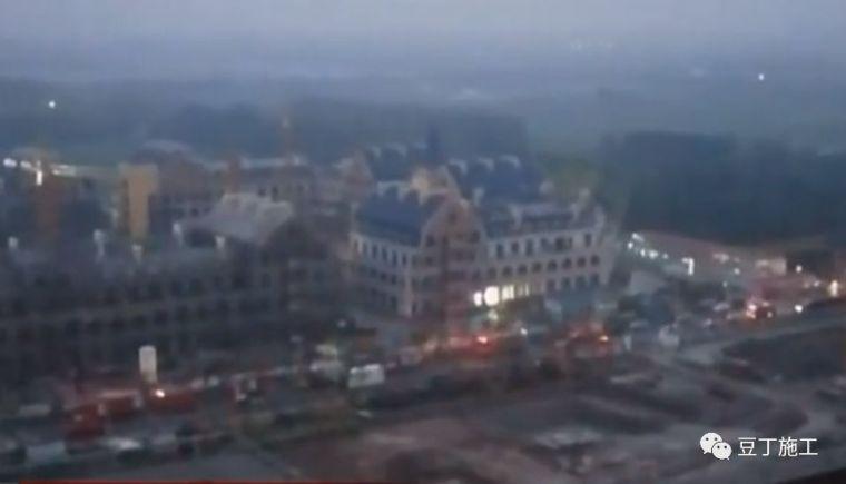 上海中天、碧桂园工地发生模架坍塌事故,已致1死9伤,