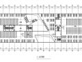 首都图书馆2至10层各层施工平面图