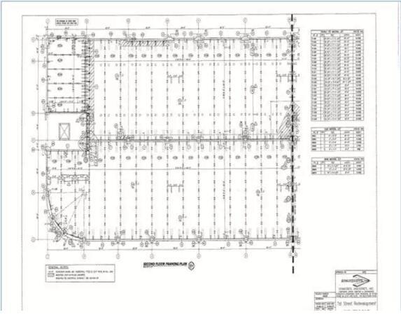 美国预制混凝土在立体停车场的运用案例(附图纸)_17