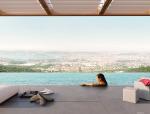 95平米房子装修,来看看现代简约气质非凡的效果!