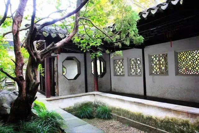 有一种建筑,叫中国古园林建筑系列之苏派园林建筑_9