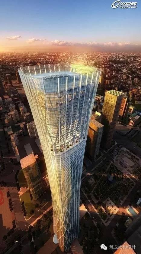 京城第一高楼制造和施工全过程解密,超震撼的钢结构工程