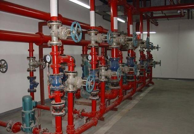 分析暖通、给排水、消防工程的施工管理要点_4