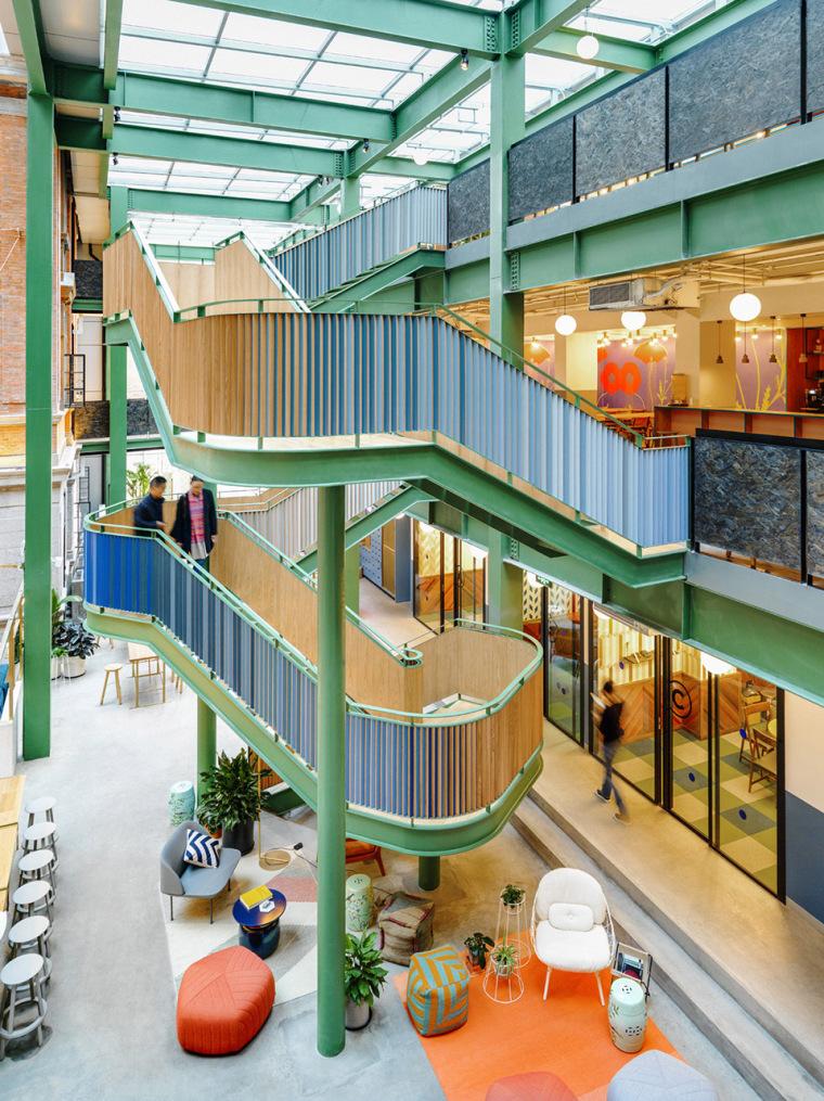 上海WeWork威海路联合办公室-10
