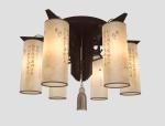 中式花式吊灯3D模型下载