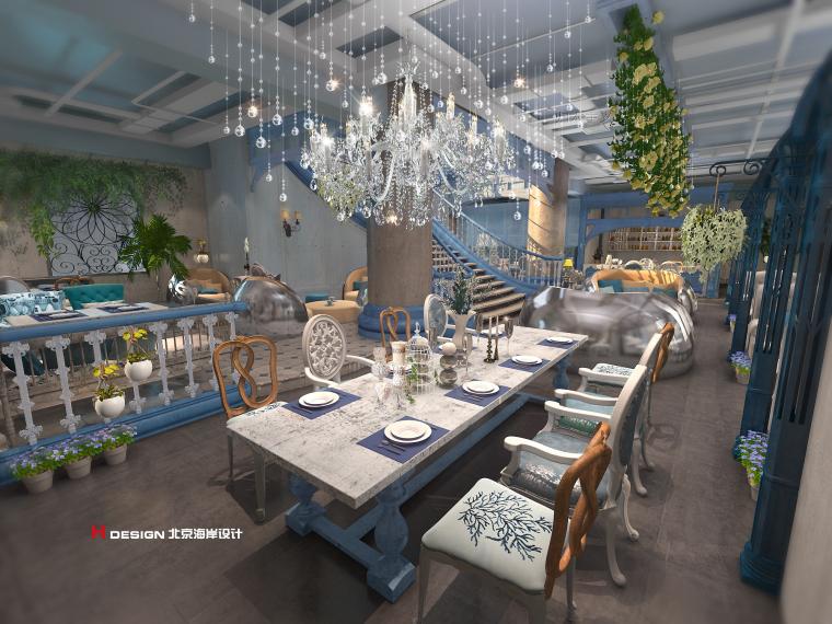 咖啡厅设计公司推荐-海岸咖啡厅设计-1咖啡厅设计公司推荐-海岸咖啡第1张图片