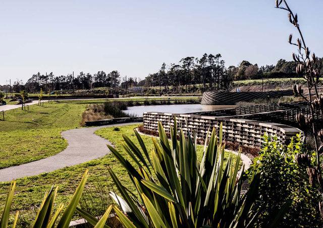 1-新西兰Kopupaka湿地公园景观设计第1张图片